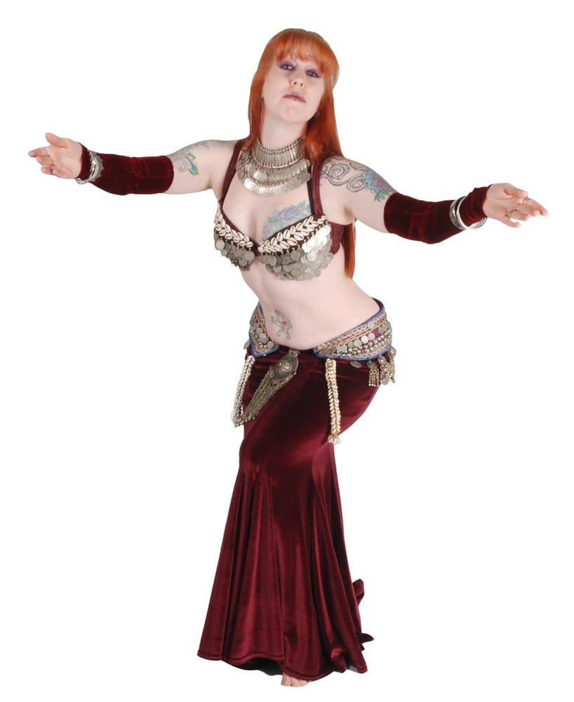 Belly Dancing With Willow