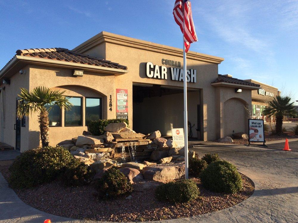 Conrad Carwash: 1284 W Sunset Blvd, Saint George, UT