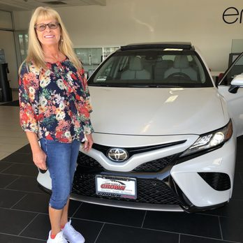 Photo Of John Elwayu0027s Crown Toyota   Ontario, CA, United States. Happy Wife