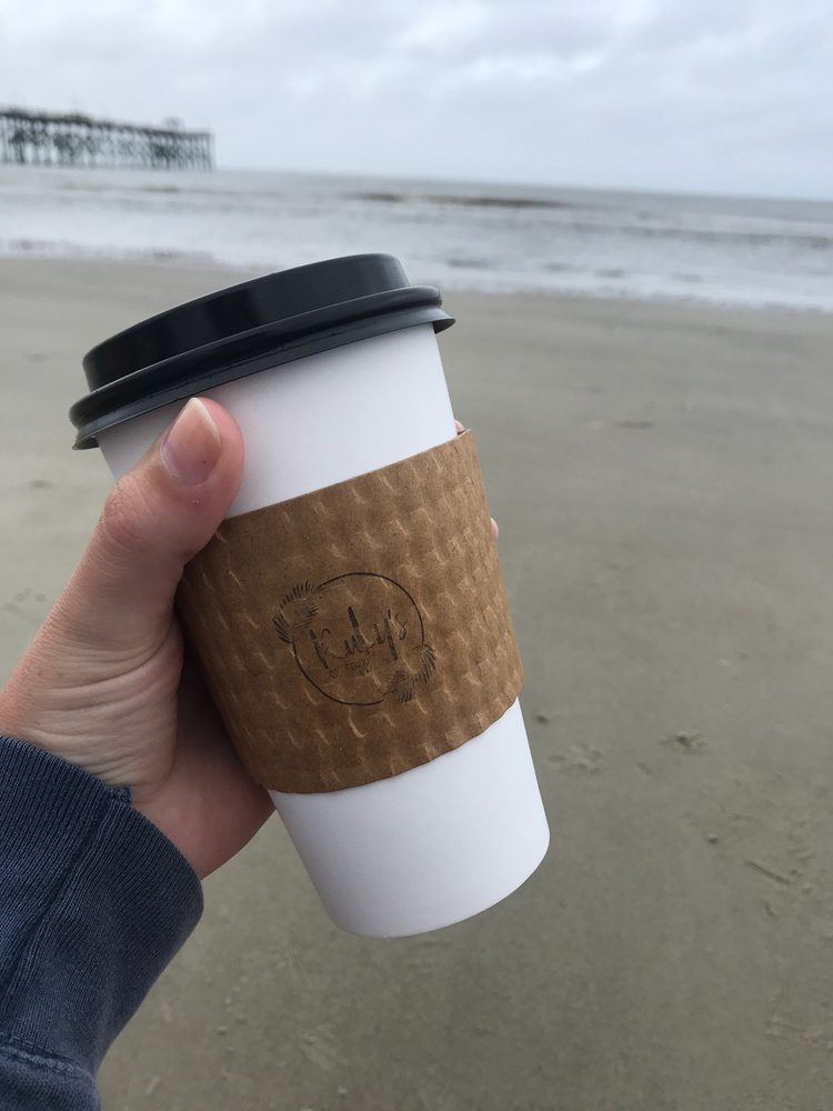 Ruby's Coffeehouse & Eatery: 705 Ocean Dr, Oak Island, NC