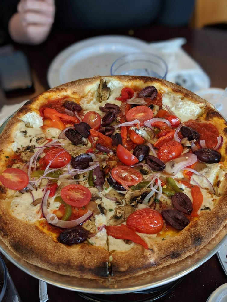 Wicked Peel Pizza Kitchen: 3956 Innovation Dr, Riverton, UT
