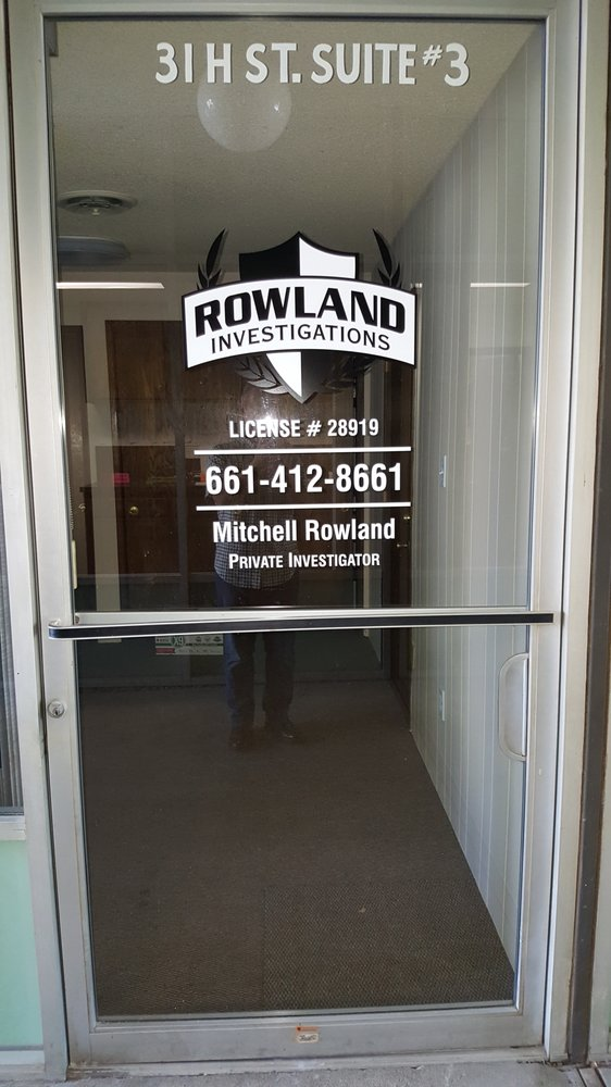 Rowland Investigations: 31 H St, Bakersfield, CA