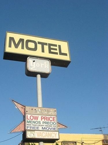York Motel | 4722 York Blvd, Los Angeles, CA, 90042 | +1 (323) 257-4863