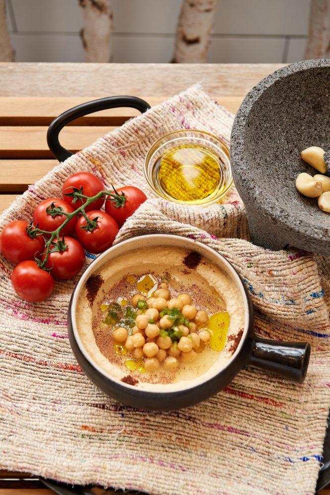 Food from Sufra Mediterranean Food