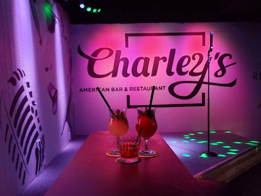 Charley's American Bar & Restaurant: 4030 W Waters Ave, Tampa, FL