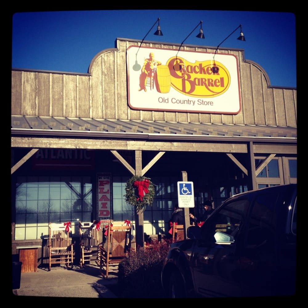 For the best breakfast, lunch or dinner, visit our family restaurant, where pleasing people with delicious southern food & gracious service defines our country spirit. Visit Cracker Barrel Old Country Store for family dining and unique gifts in our retail shop. We think .