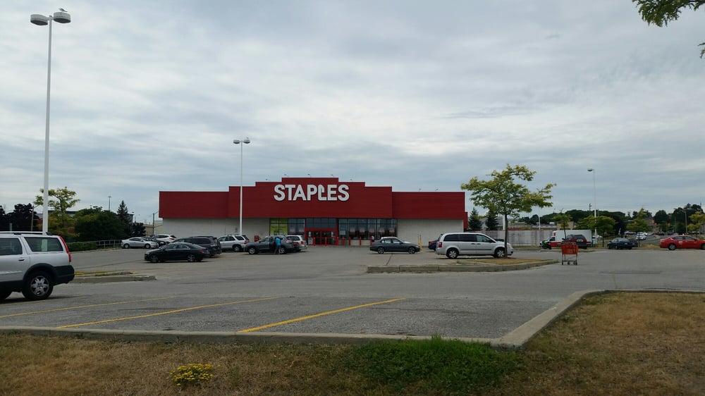 Staples - Morningside