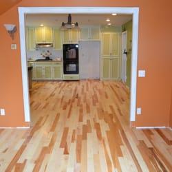 Photo Of PNE Quality Flooring Solutions   Neptune, NJ, United States.  Hickory Hardwood ...