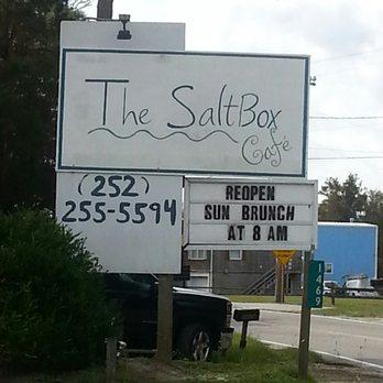 Saltbox Cafe Kill Devil Hills