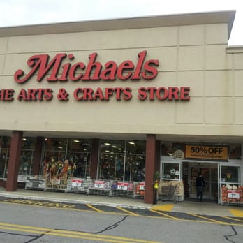 Michaels 11 photos arts crafts 265 chelmsford st for Michaels crafts phone number