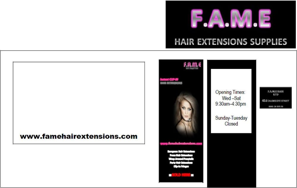 Fame Hair Extensions Hair Extensions 46d Caldecote Street