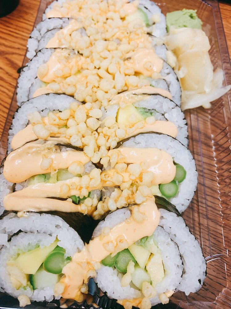 Sushi Boss: 803 W 10th St, Indianapolis, IN