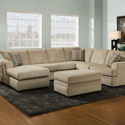 Photo Of Home Zone Furniture Outlet   Arlington, TX, United States. Jillian  Sectional