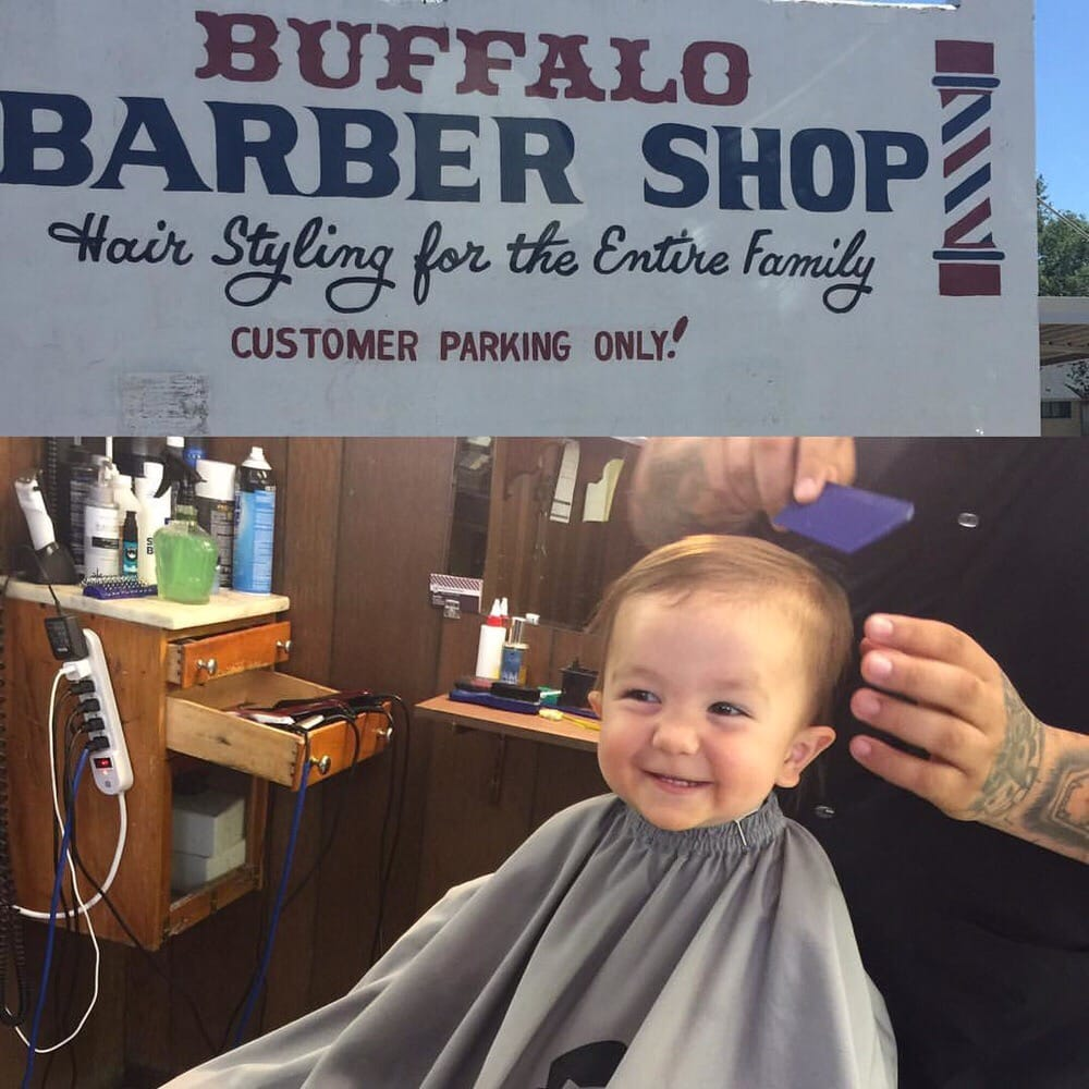 Buffalo Barber Shop: 2319 4th Ave, Canyon, TX