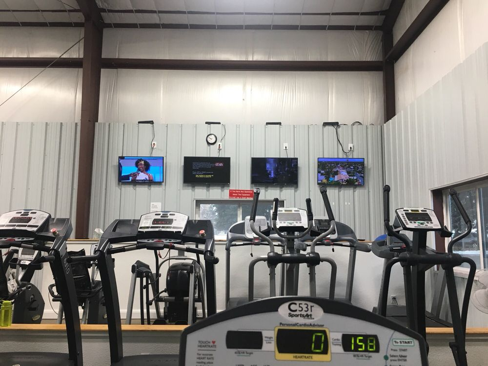 Peak Fitness: 83436 S Hwy 89, Afton, WY