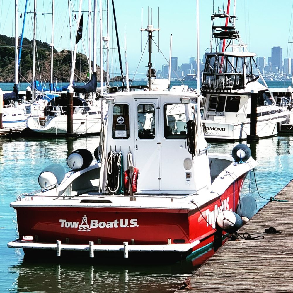 TowBoatUS San Francisco Bay & Delta: Bethel Island, CA