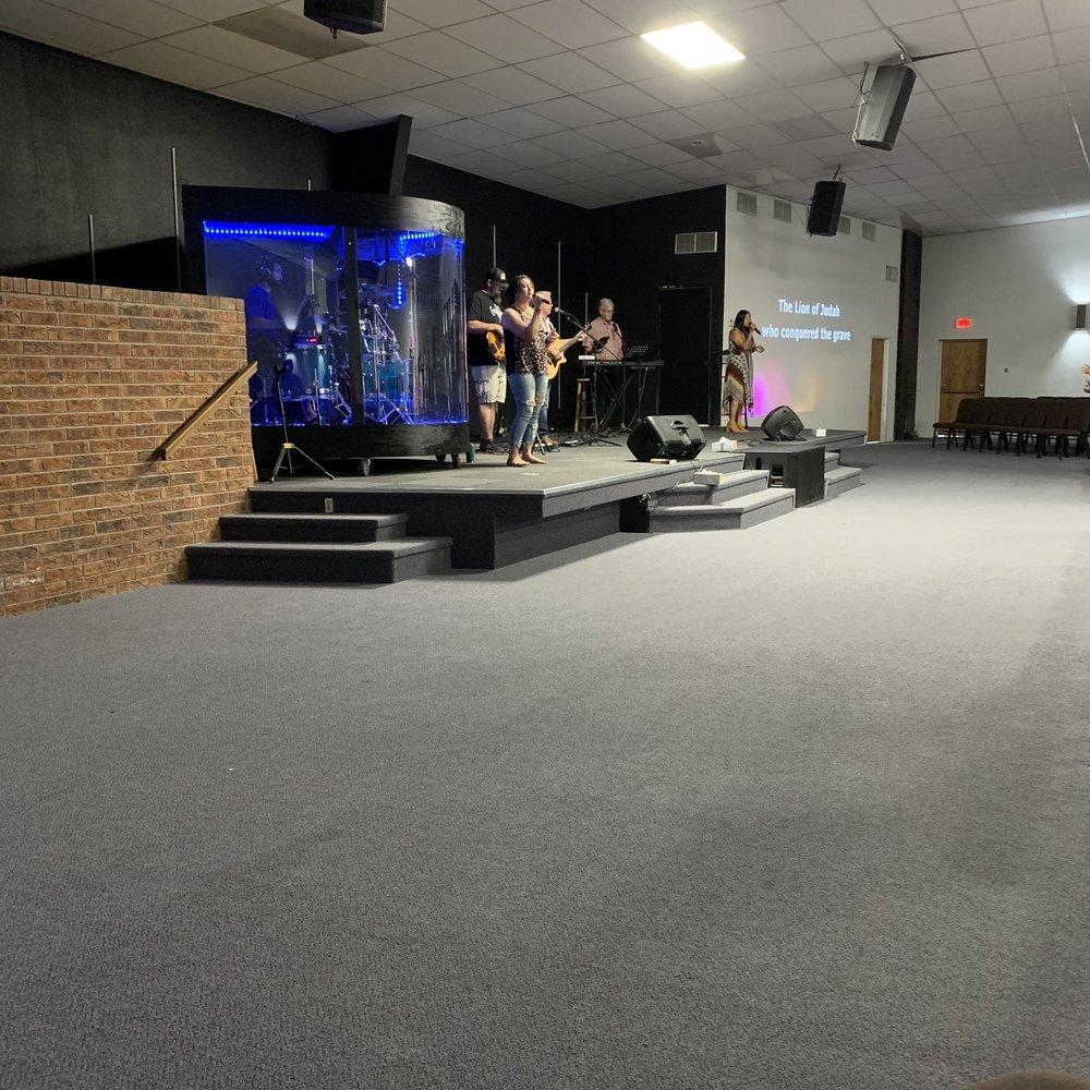 The Worship Center: 801 E 10th St, Alamogordo, NM