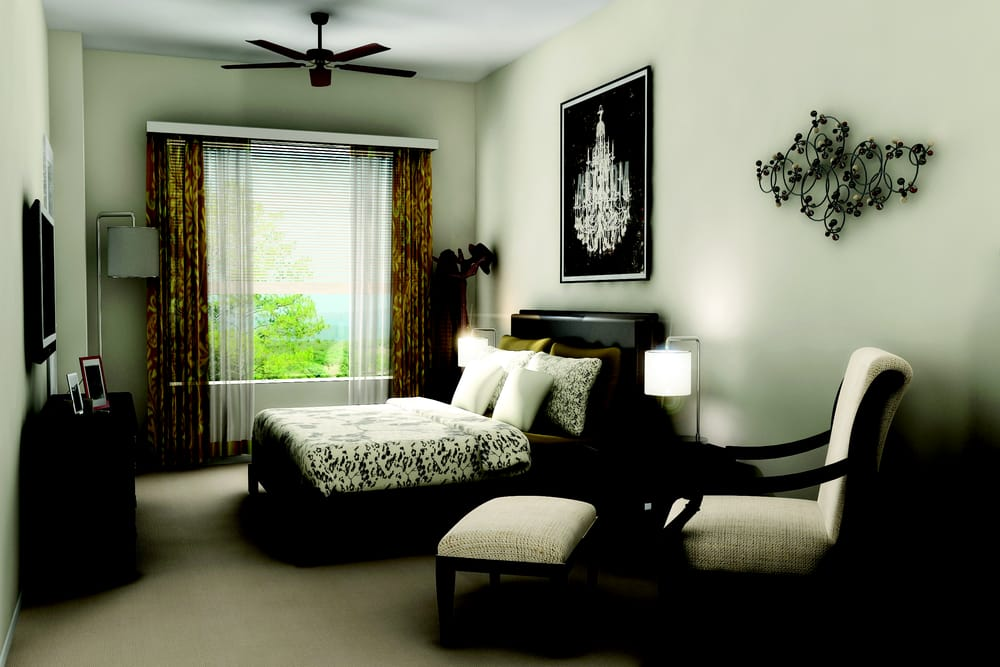 One Bedroom Apartment At Springs At Corpus Christi Apartments Yelp