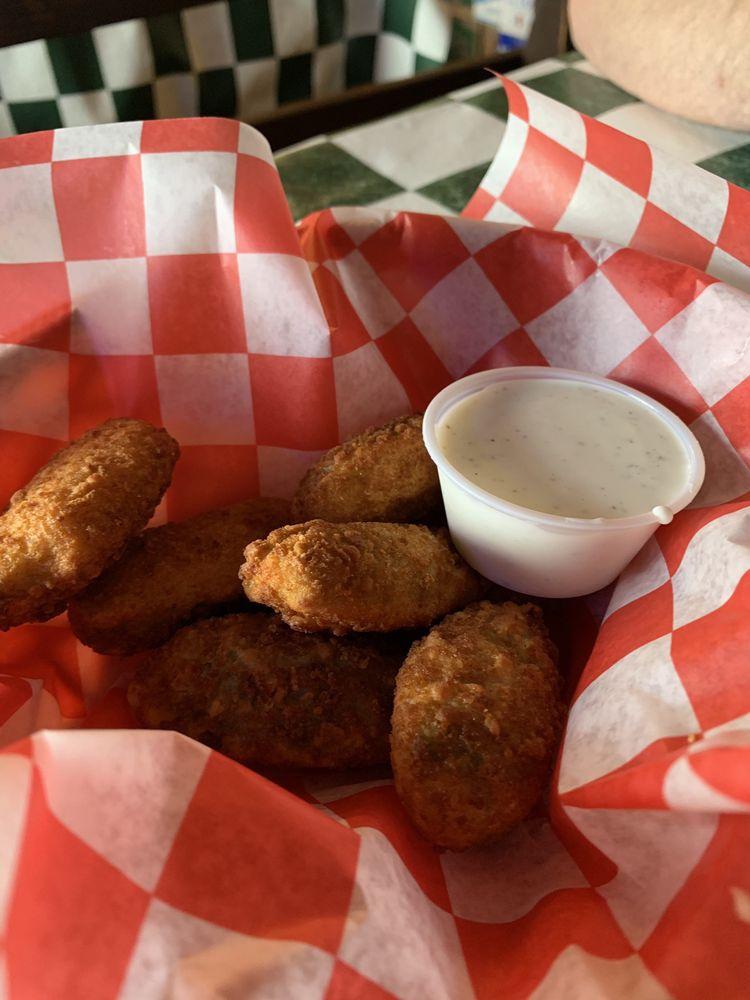 Coyote Bluff Cafe: 2417 S Grand St, Amarillo, TX