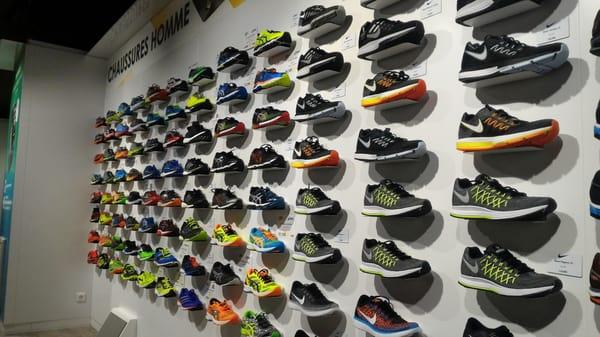 Boutique Marathon Vêtements de sport 41 rue des Pirogues