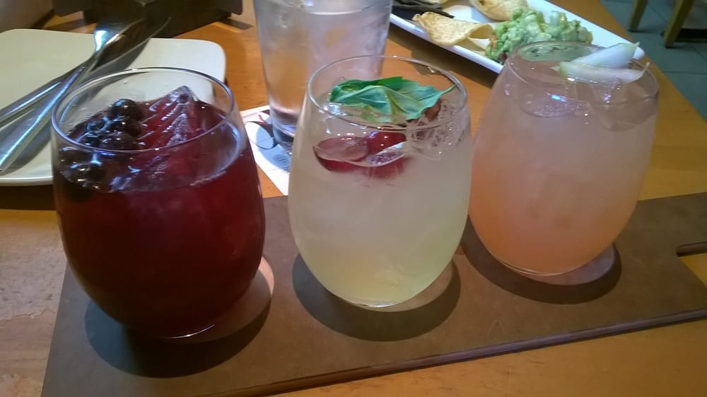 California Pizza Kitchen Red Berry Sangria