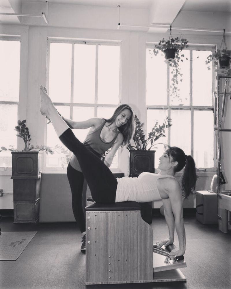 Pilates With Amanda: 301 E 57th St, New York, NY