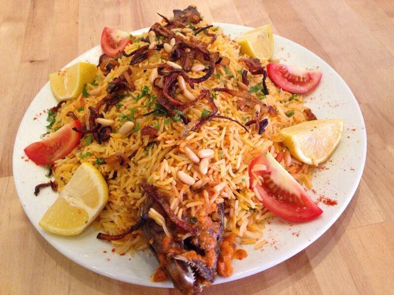 Tabbouleh 42 photos 11 reviews mediterranean 41 for Arab cuisine singapore