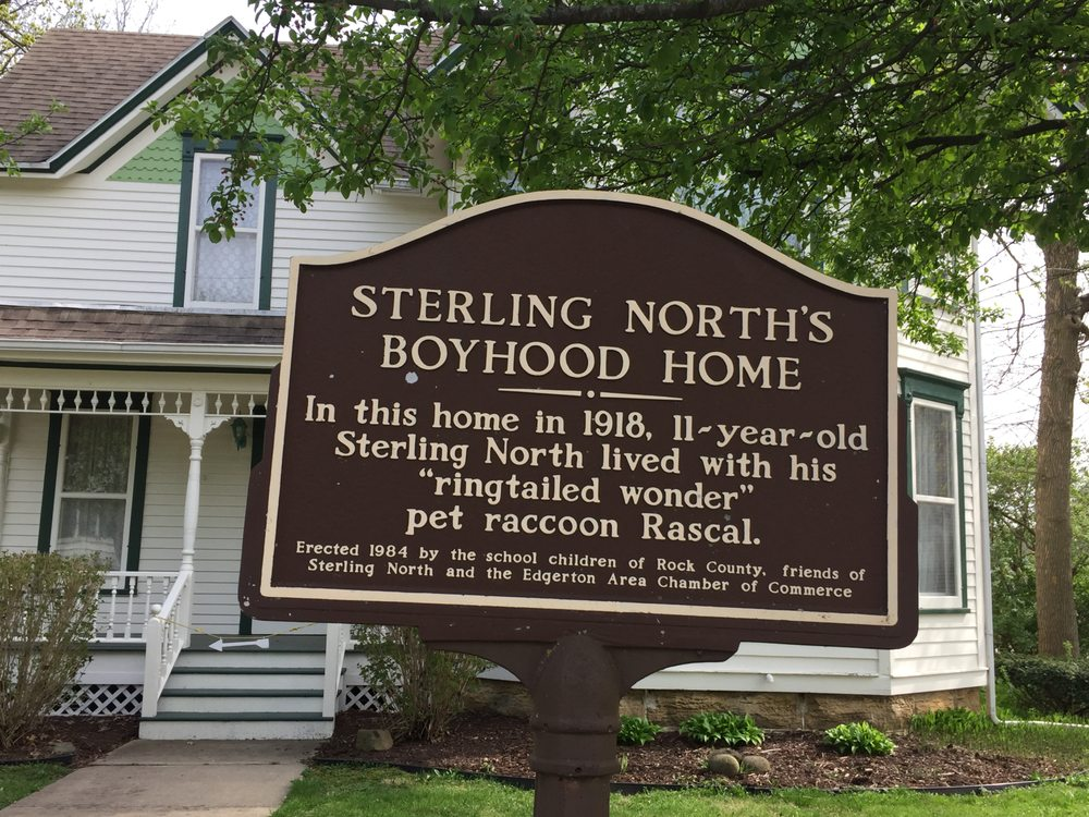 Sterling North Society: 409 W Rollin St, Edgerton, WI