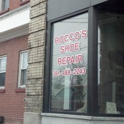 Rocco S Shoe Repair Medford Ma