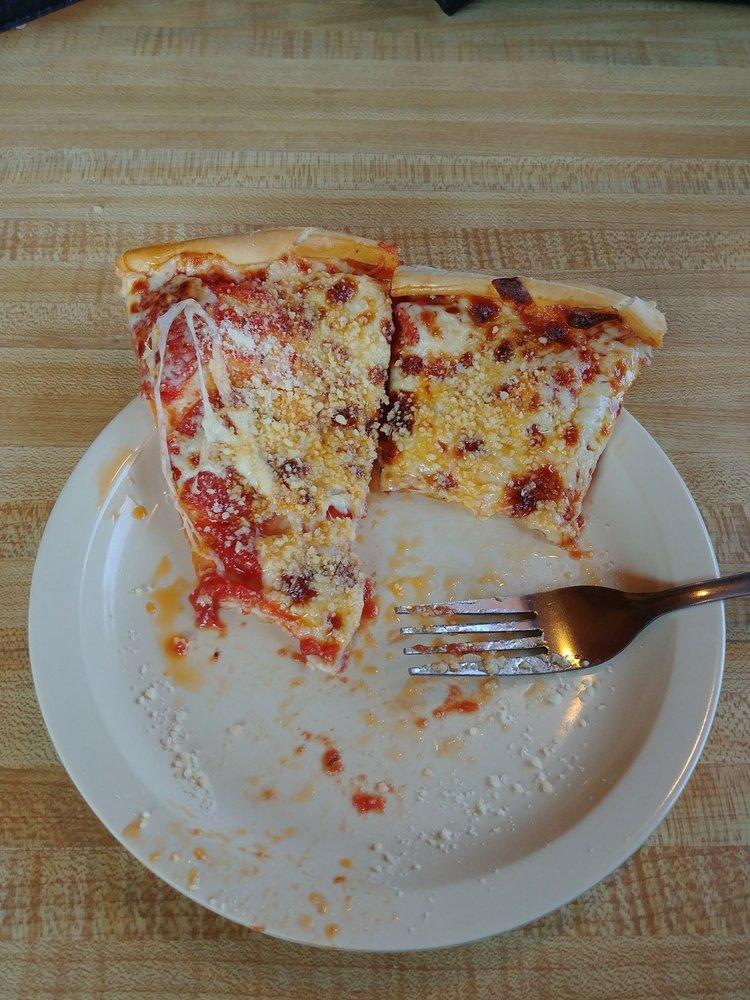Big Cheese Pizza: 730 S Broadway Blvd, Salina, KS