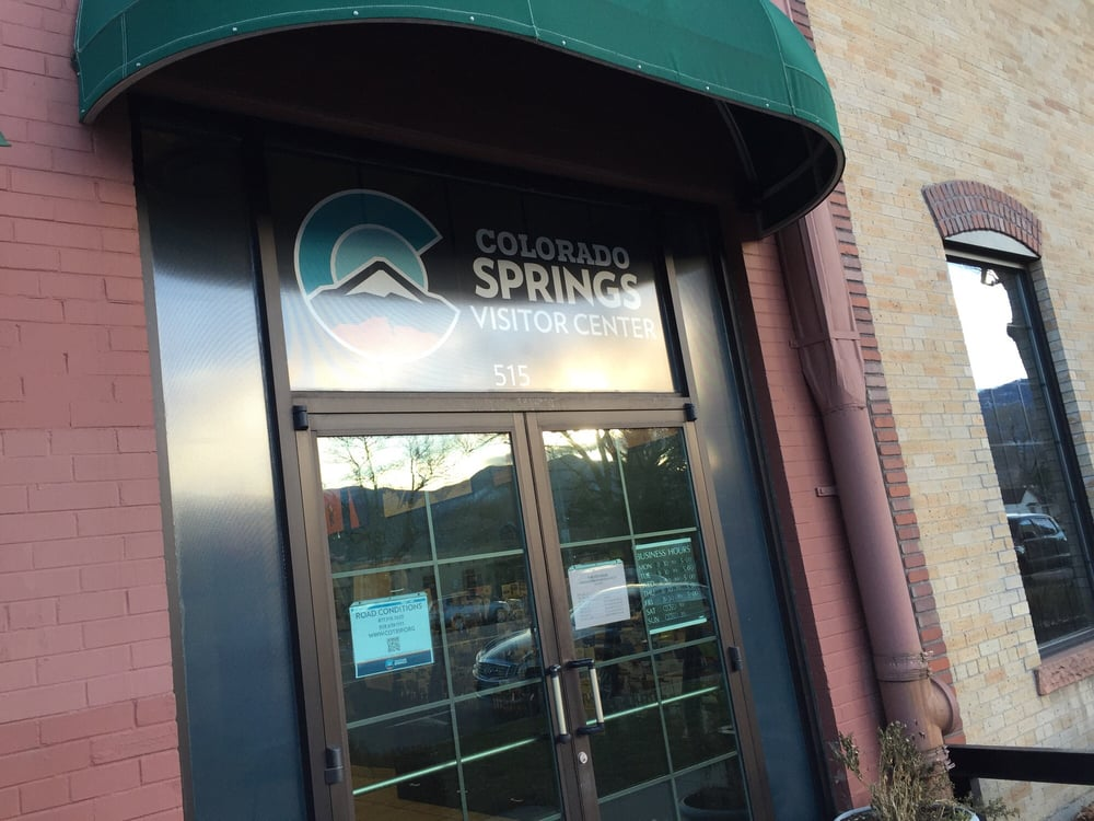Colorado Springs Convention & Visitors Bureau
