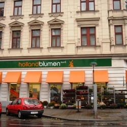 Holland Blumen Mark Blumenladen Florist Landstrasser Hauptstr