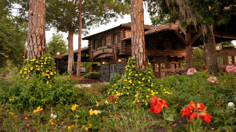 The Cabins at Disney's Fort Wilderness Resort: 4510 Fort Wilderness Trl, Orlando, FL