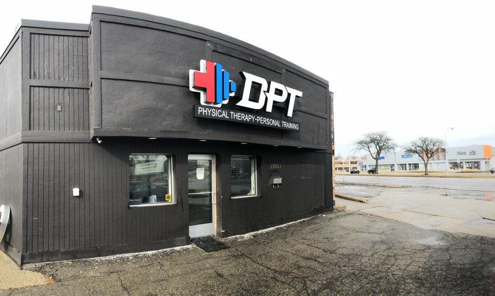 DPT Physical Therapy: 27803 Woodward Ave, Berkley, MI