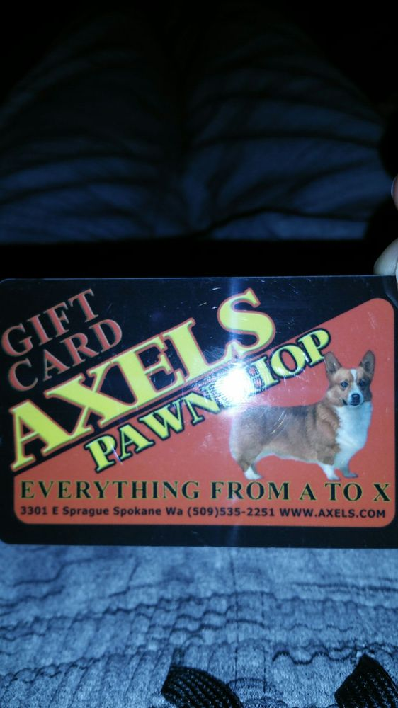 Axels Pawnshop