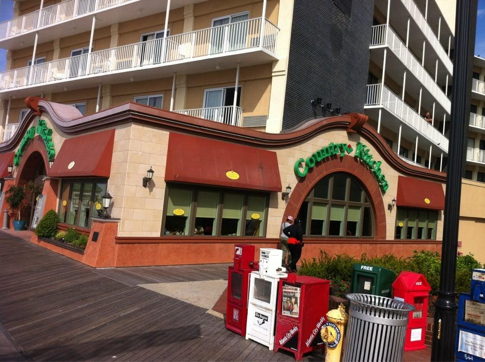 Breakfast Restaurants Near Atlantic City