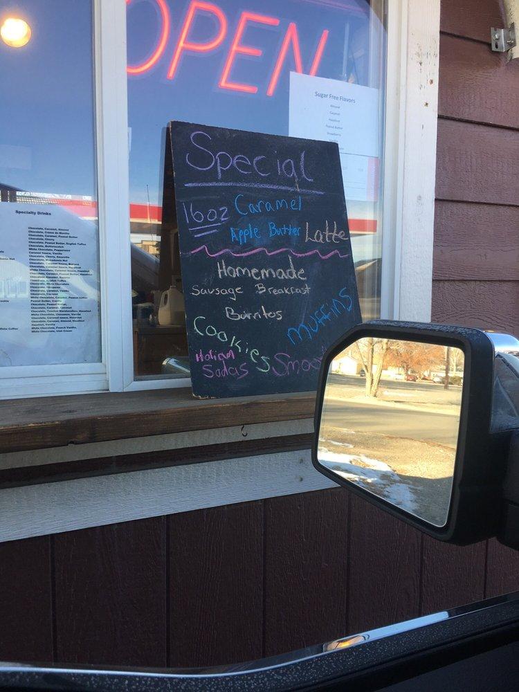 Coffee Barn: 535 N 6th St, Greybull, WY