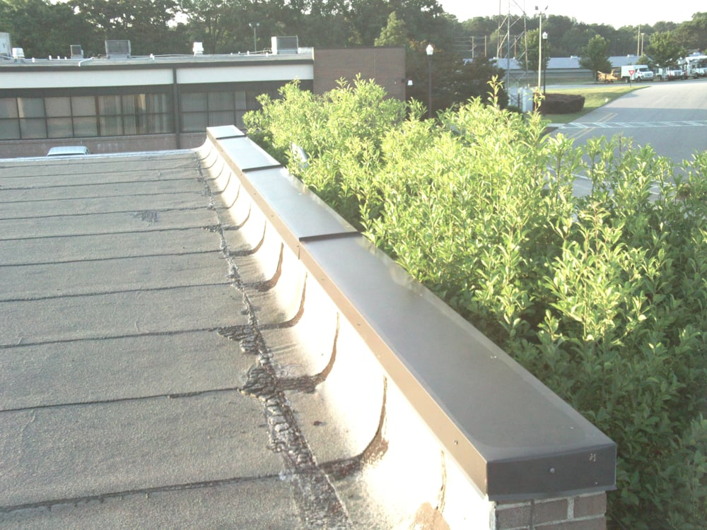 Captivating Photo Of Bryant Roofing U0026 Repairs   Snellville, GA, United States. Metal  Coping