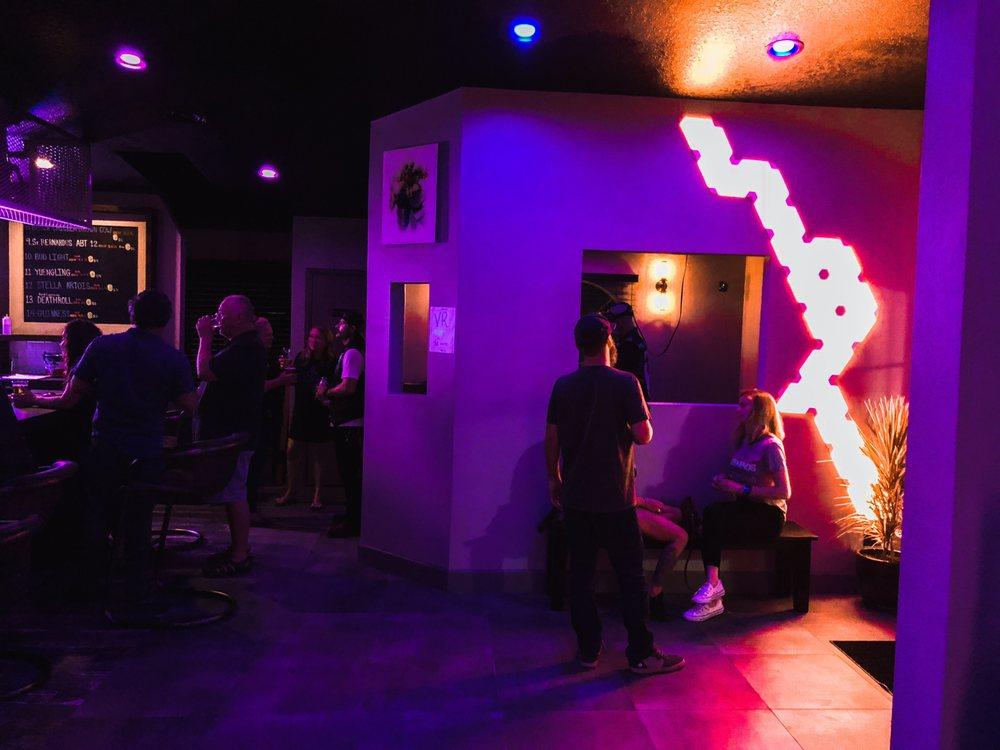 Reboot Arcade & Bar: 248 Scotland St, Dunedin, FL