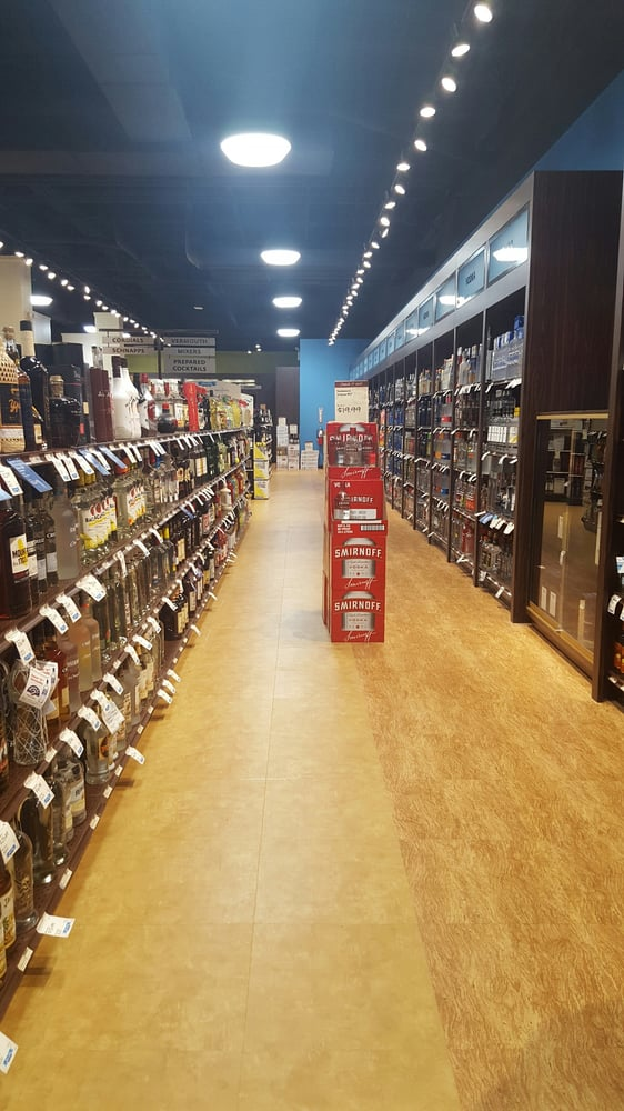 Ardmore Wine & Spirits Shop