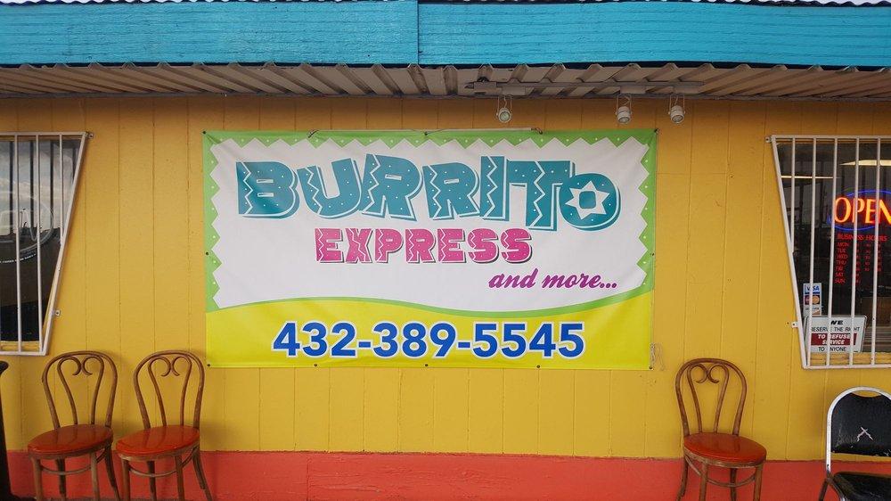 burrito express: 101 TX-115, Pyote, TX