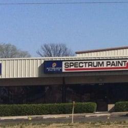 spectrum paint magasin de peintures 10807 s memorial