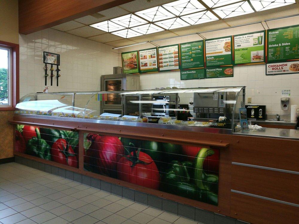 Subway: 43772 State Rt 12, Alexandria Bay, NY
