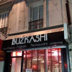 Buzkashi - Paris, France. This place was great!