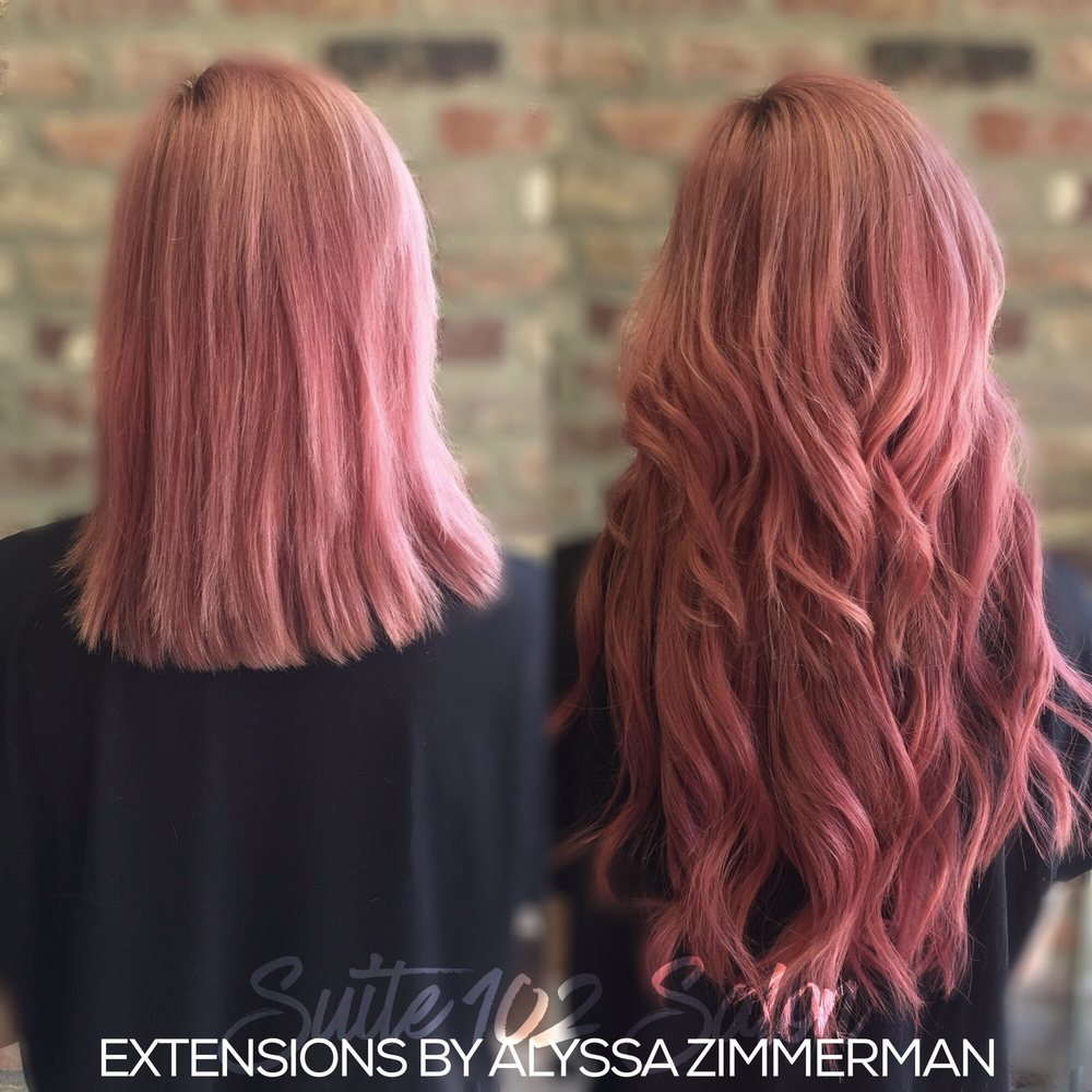 Hair Extensions By Alyssa Zimmerman Yelp