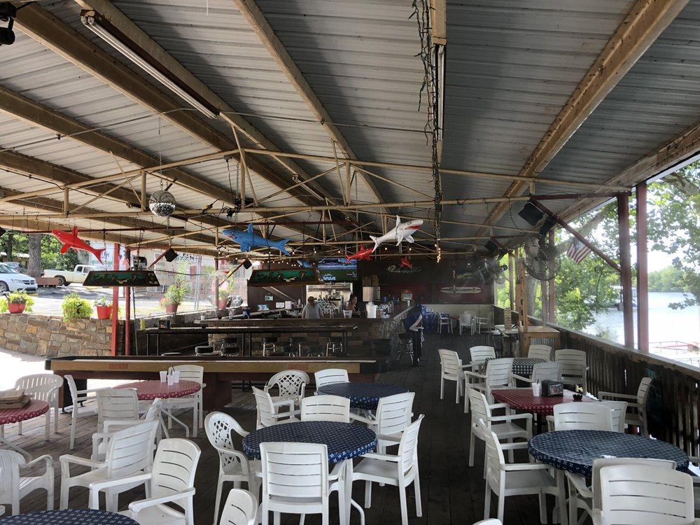 Sharky's Bar: 34988 Hammerhead Rd, Vinita, OK