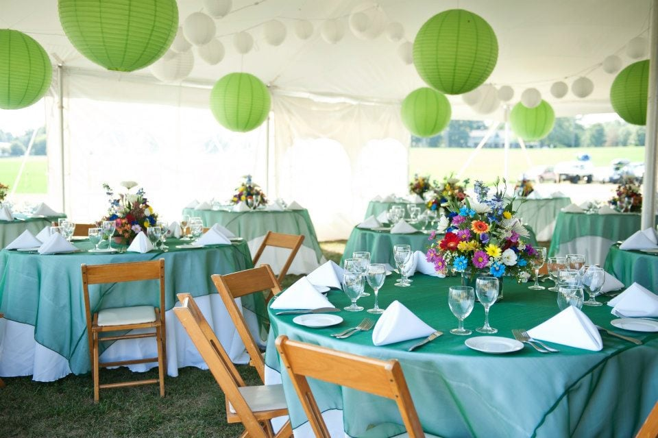 Fosters' Tent and Canopy Rentals: 267 Fournier Rd, West Chazy, NY