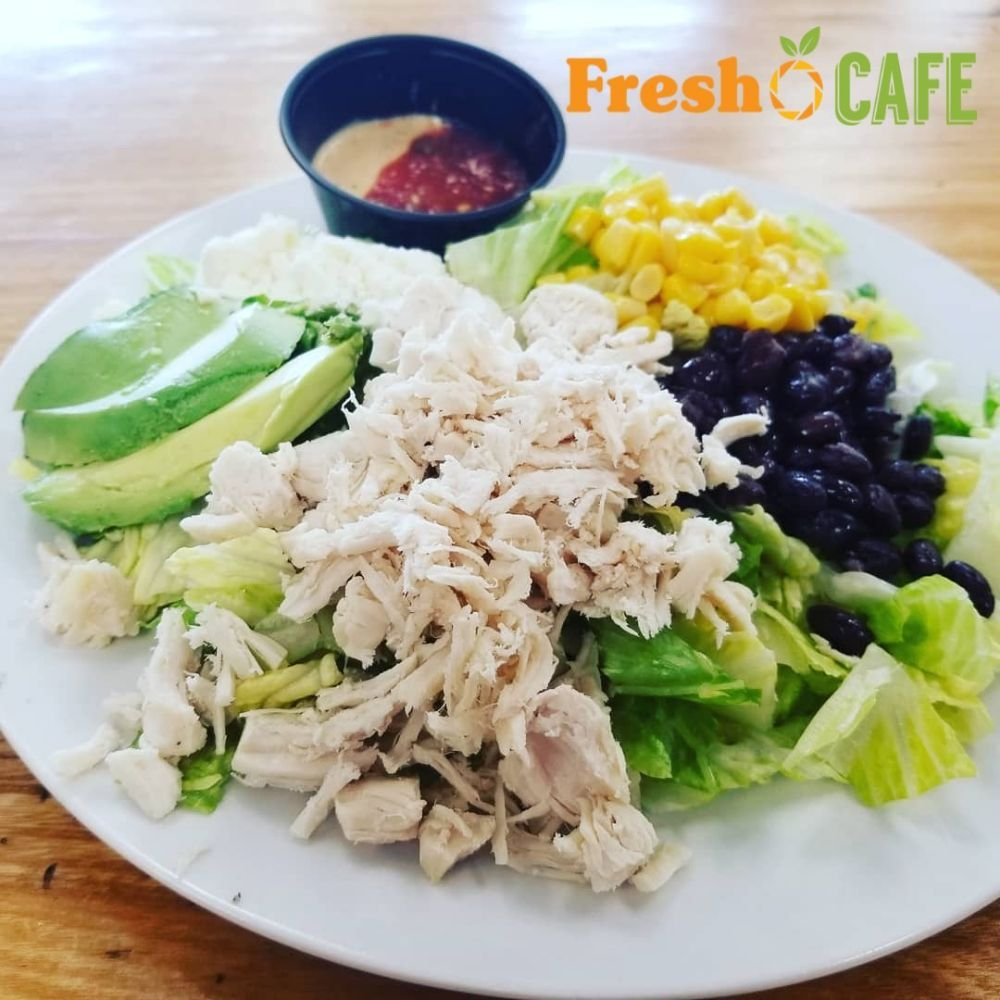 Fresh Cafe Owatonna: 130 E Vine St, Owatonna, MN