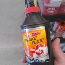 Photo Of Autozone Stockton Ca United States Auto Zone Brake Fluid
