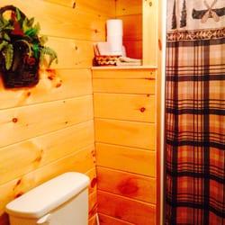 Charmant Photo Of Mountain View Cabin Rentals   Tellico Plains, TN, United States.  Bathroom